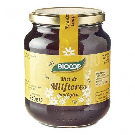 BIOCOP MIEL MILFLORES 950G