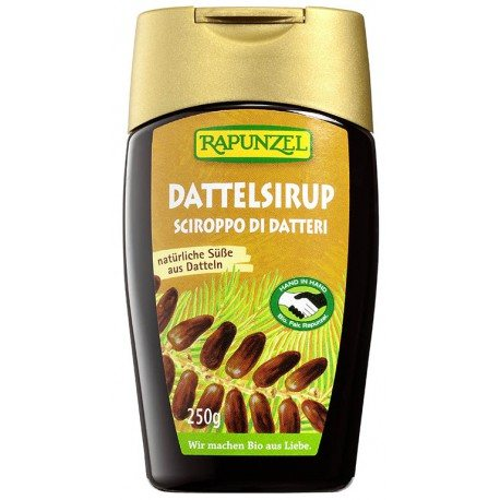 BIOCOP SIROPE DATIL RAPUNZEL250 G