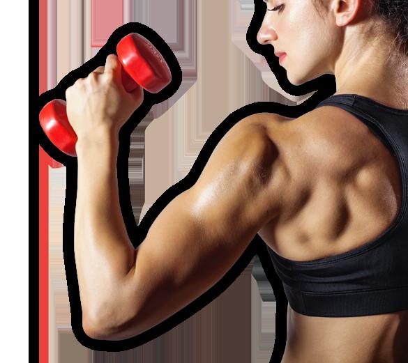 foto-mujer-fitness ¿Por qué ganamos peso el primer mes de comenzar un plan de dieta y ejercicio?