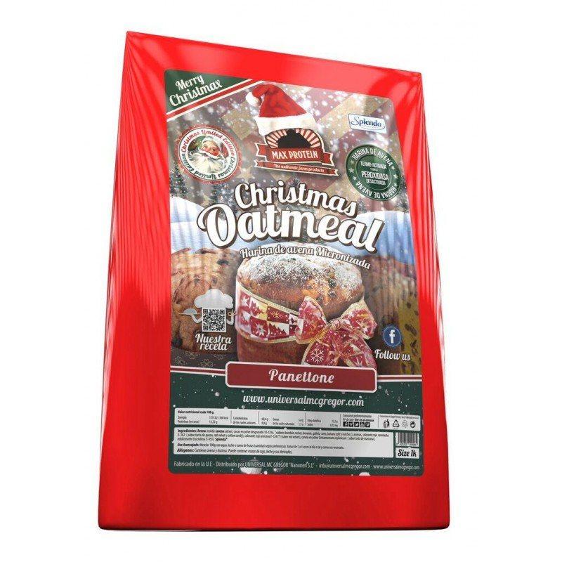 max-protein-harina-de-avena-panettone-1kg Panettone fit para Navidad