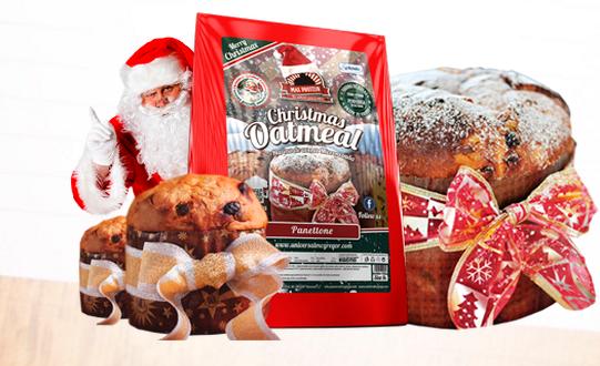 panettone Panettone fit para Navidad