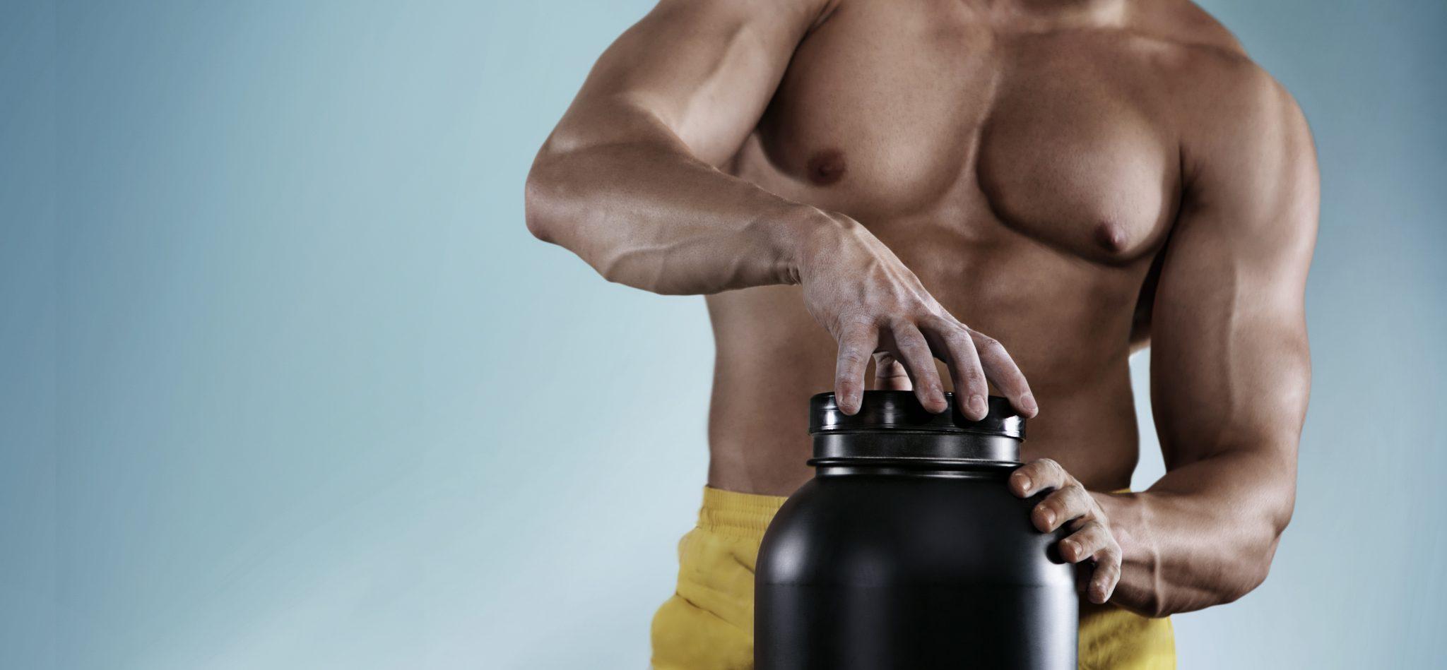 Proteina caseina adelgazar los brazos