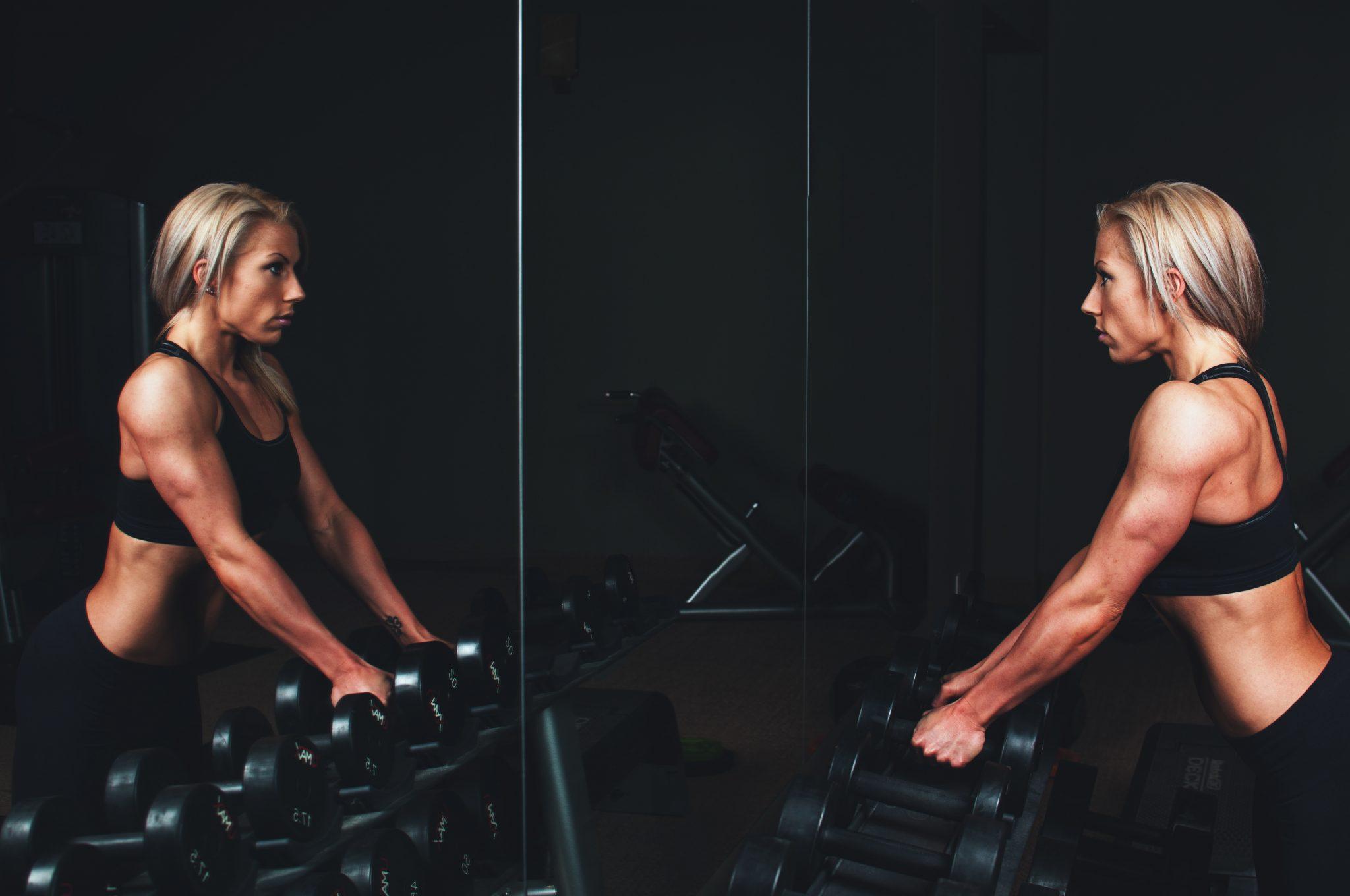 Rutina de ejercicios para ganar volumen