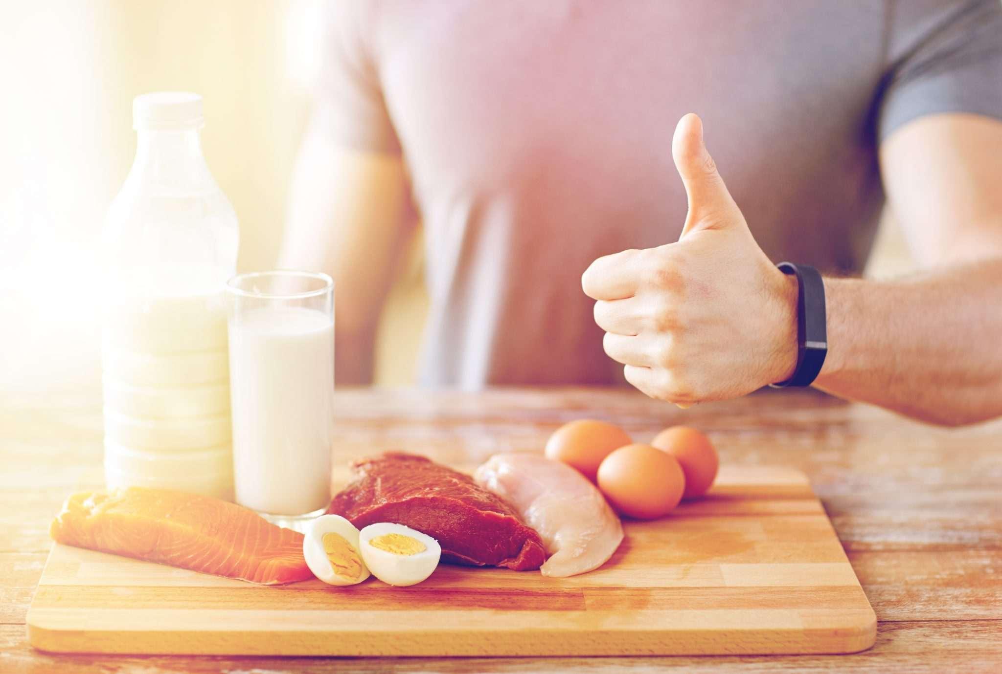 Dieta healthy para aumentar de peso