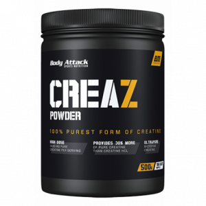 body-attack-creaz-500g