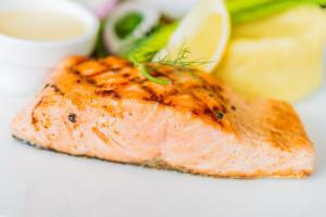 salmon-300x200 Dieta healthy para aumentar de peso