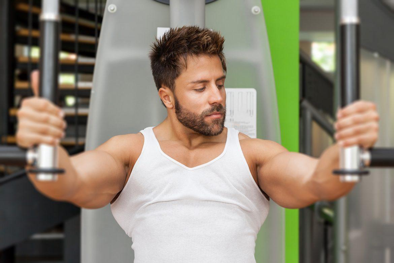 Los 5 mejores ejercicios para definir el pectoral