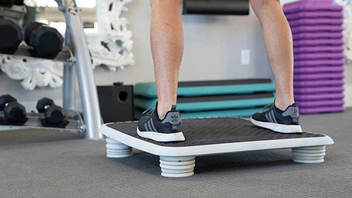 Este trampolín es la última innovación en fitness