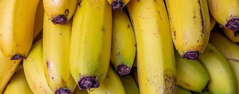 bananas-ganar-musculo-1 Alimentos para ganar masa muscular