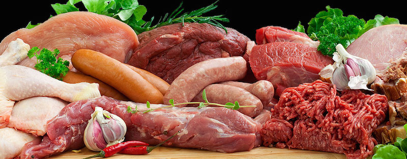 carnes-magras-para-musculacion Alimentos para ganar masa muscular