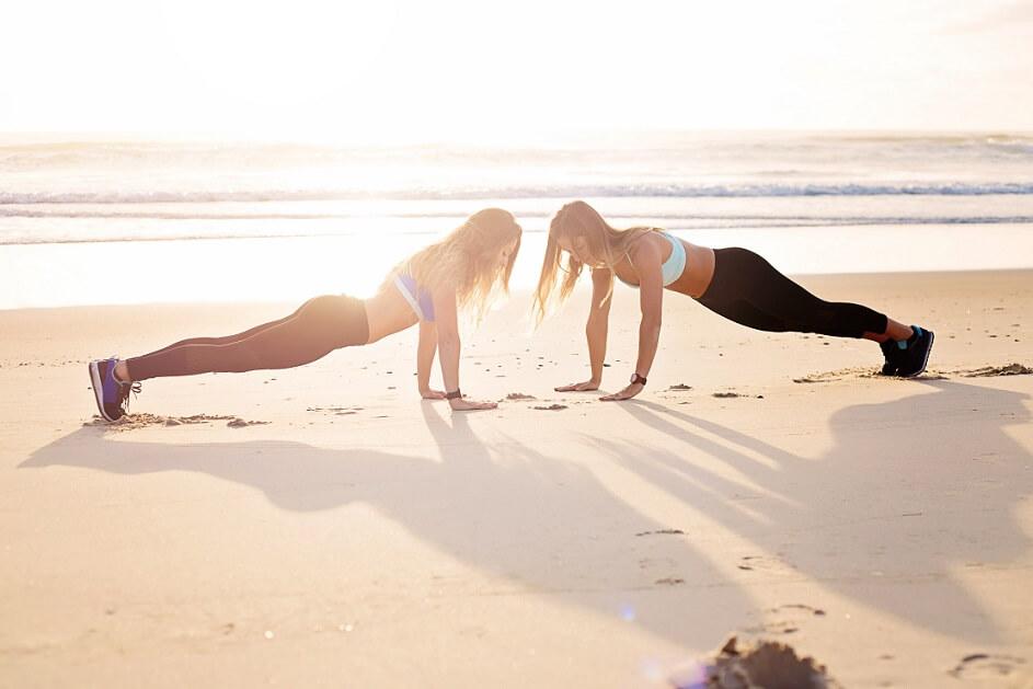 Aprovecha las vacaciones para divertirte entrenando (parte 3)