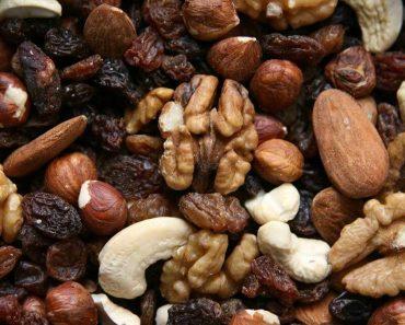 Los frutos secos mas saludables que hay