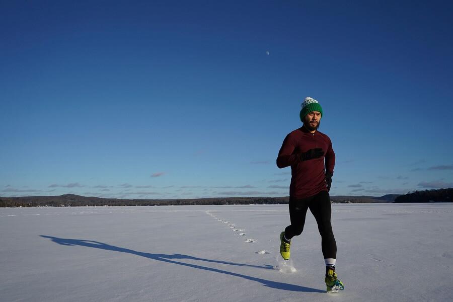 La llegada del frío no es excusa para no entrenar