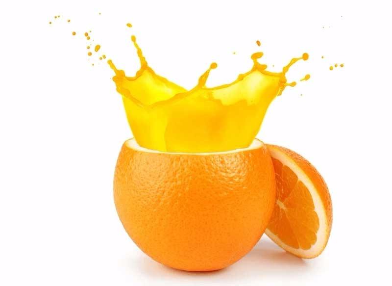 naranja-zumo ¿Es bueno el zumo de naranja para el desayuno?