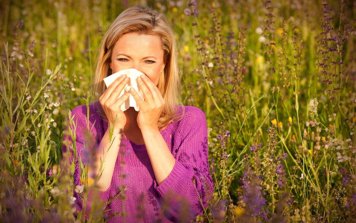 alergia-primaveral La primavera, combate el cansancio y las alergias