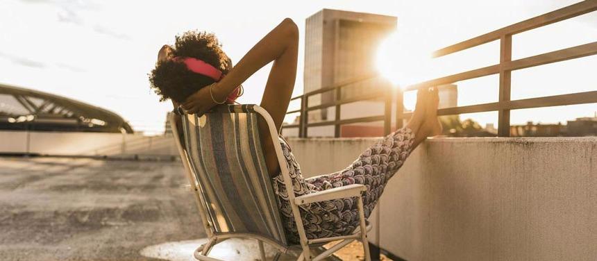 ambiente-con-calma 7 maneras sencillas para mantenerse positivo