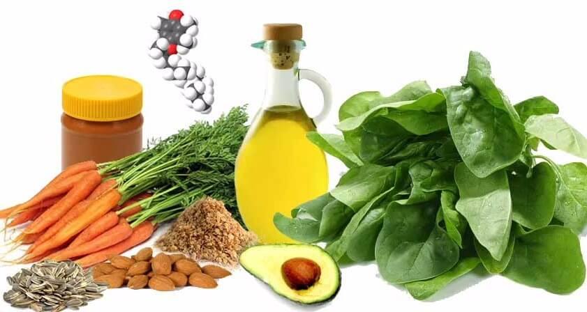 vitamina-e-1 Cuida tu piel con la Vitamina E