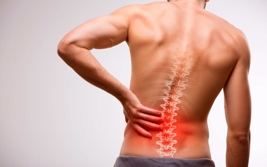 dolores-de-espalda Cómo identificar una lesión muscular