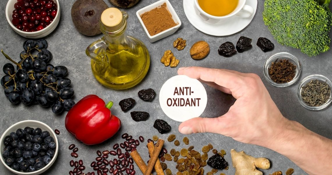 1-6 Las propiedades antoxidantes del Ácido Alfa Lipoico