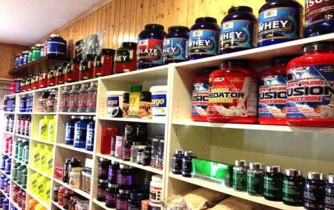 Tienda nutricion deportiva Hortaleza