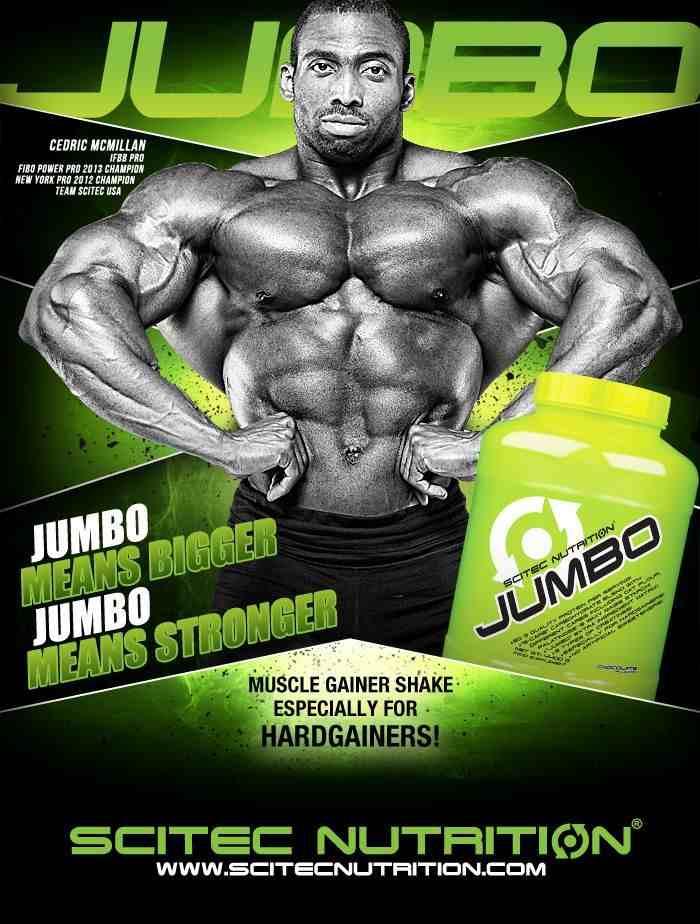 jumbo 2860 gr scitec