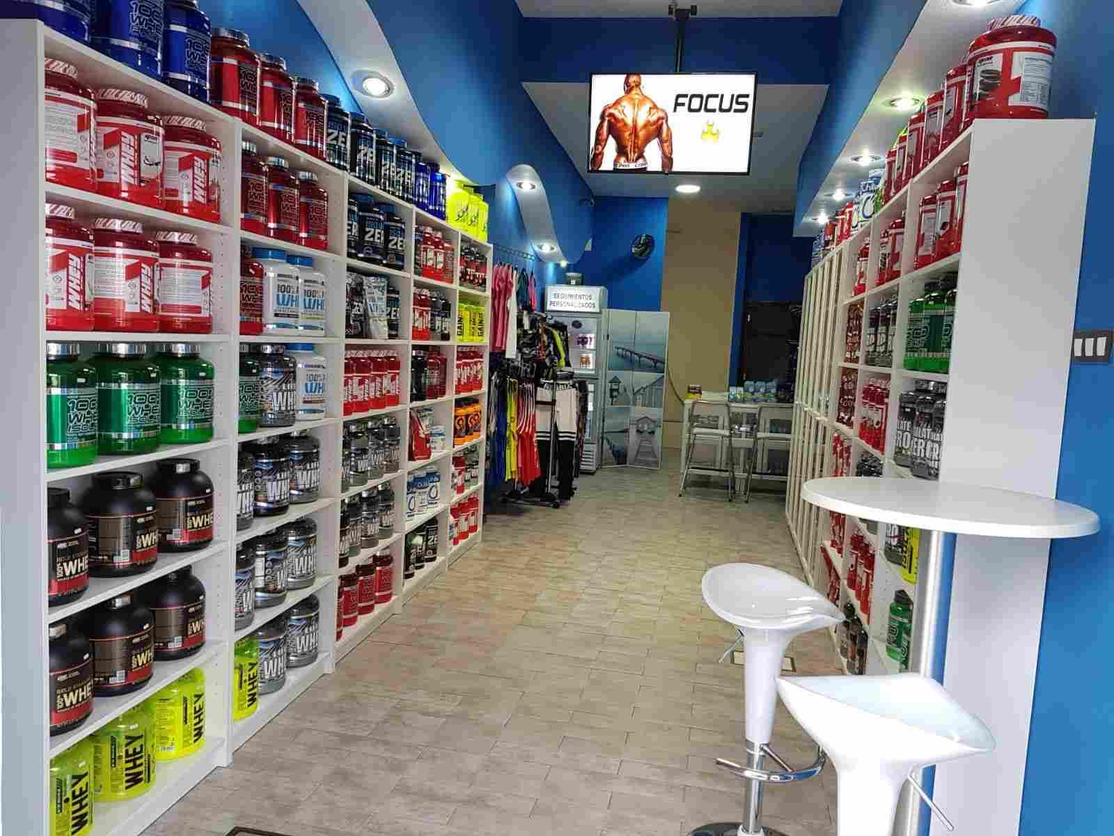 Suplementos deportivos San Jose Las Palmas
