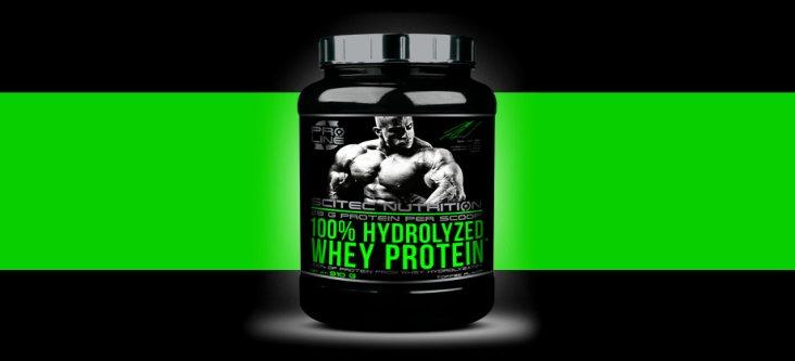 scitec hydrolyzed protein