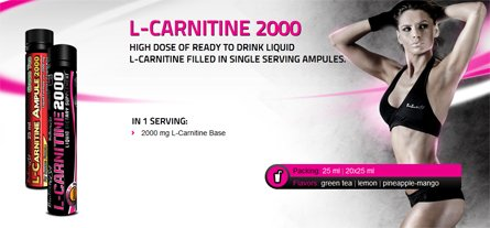 biotech l-carnitine 2000