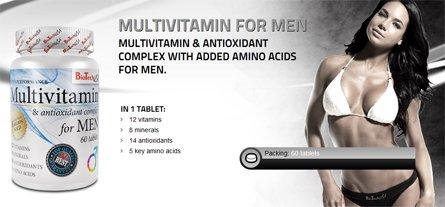 biotech multivitamin tiendaculturista