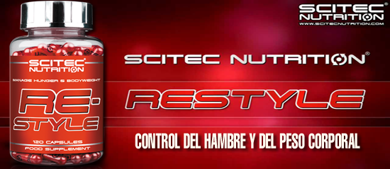 scitec restyle shake banner