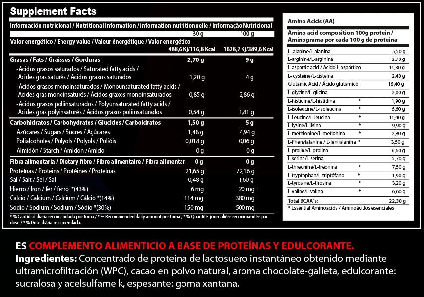 vitobest whey protein 2 lb tiendaculturista