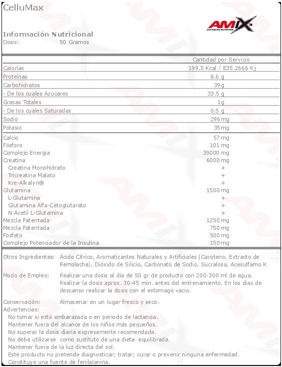 etiqueta amix cellumax 1,8