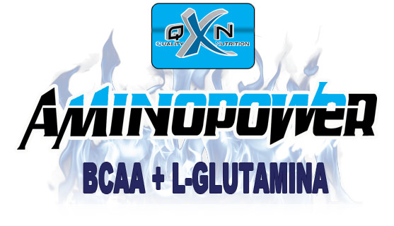 QXN AMINOPOWER BCAA GLUTAMINA 1KG