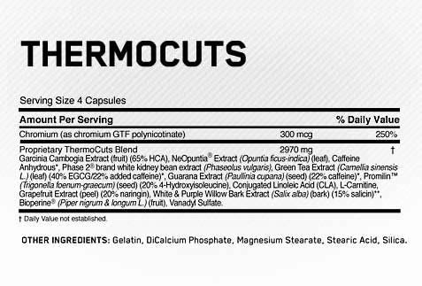 thermocuts optimum