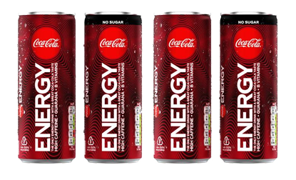 Coca Cola Energy Drinks