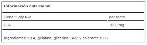 COMPRAR CLA 1000 90 CAPS. DOUBLE INFINITY AL MEJOR PRECIO