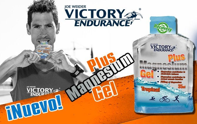 VICTORY GEL MAGNESIUM PLUS 35 ML