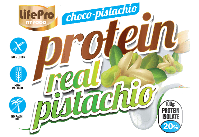Life Pro Fit Food Protein Cream Real Pistacho