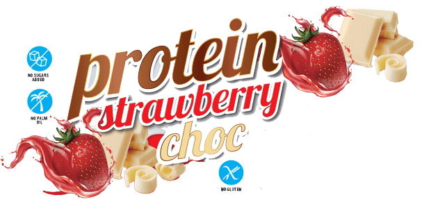 Life Pro Fit Food Protein Cream Strawberry Choc