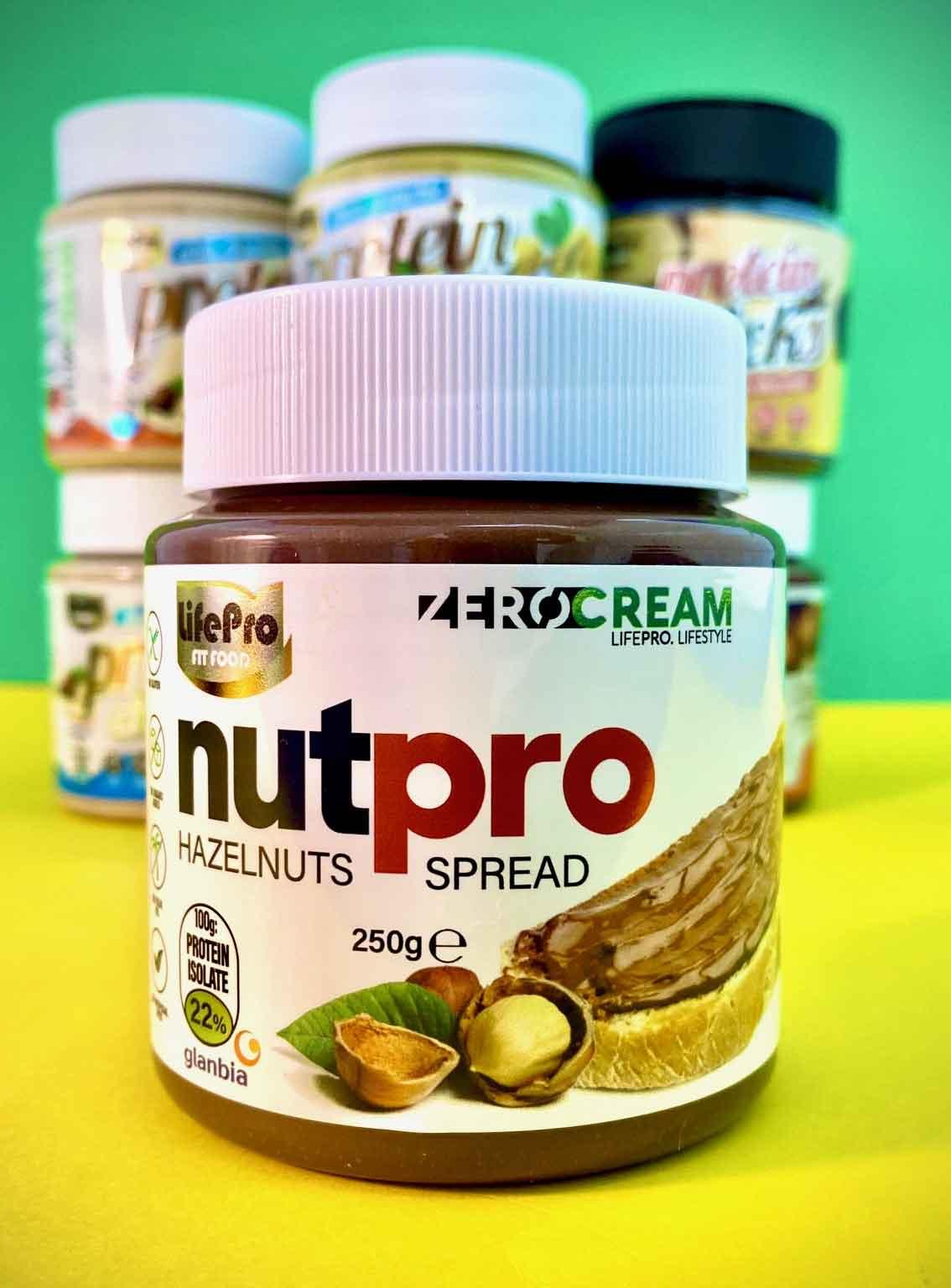 Protein Cream Pistacho
