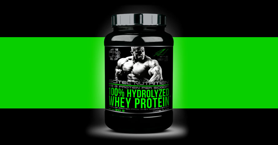 scitec hydrolyzed protein