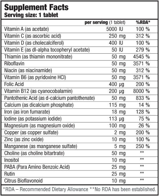 bitoech usa vitabolic 30 tabs