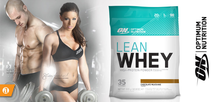 LEAN WHEY OPTIMUM NUTRITION