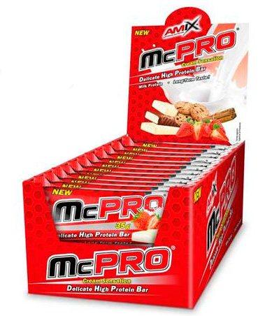 amix barrita proteínas mcpro tiendaculturista