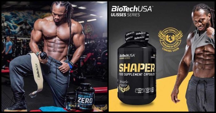 SHAPPER ULISSES BIOTECH USA