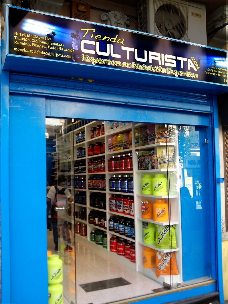 Tienda Suplementos MADRID