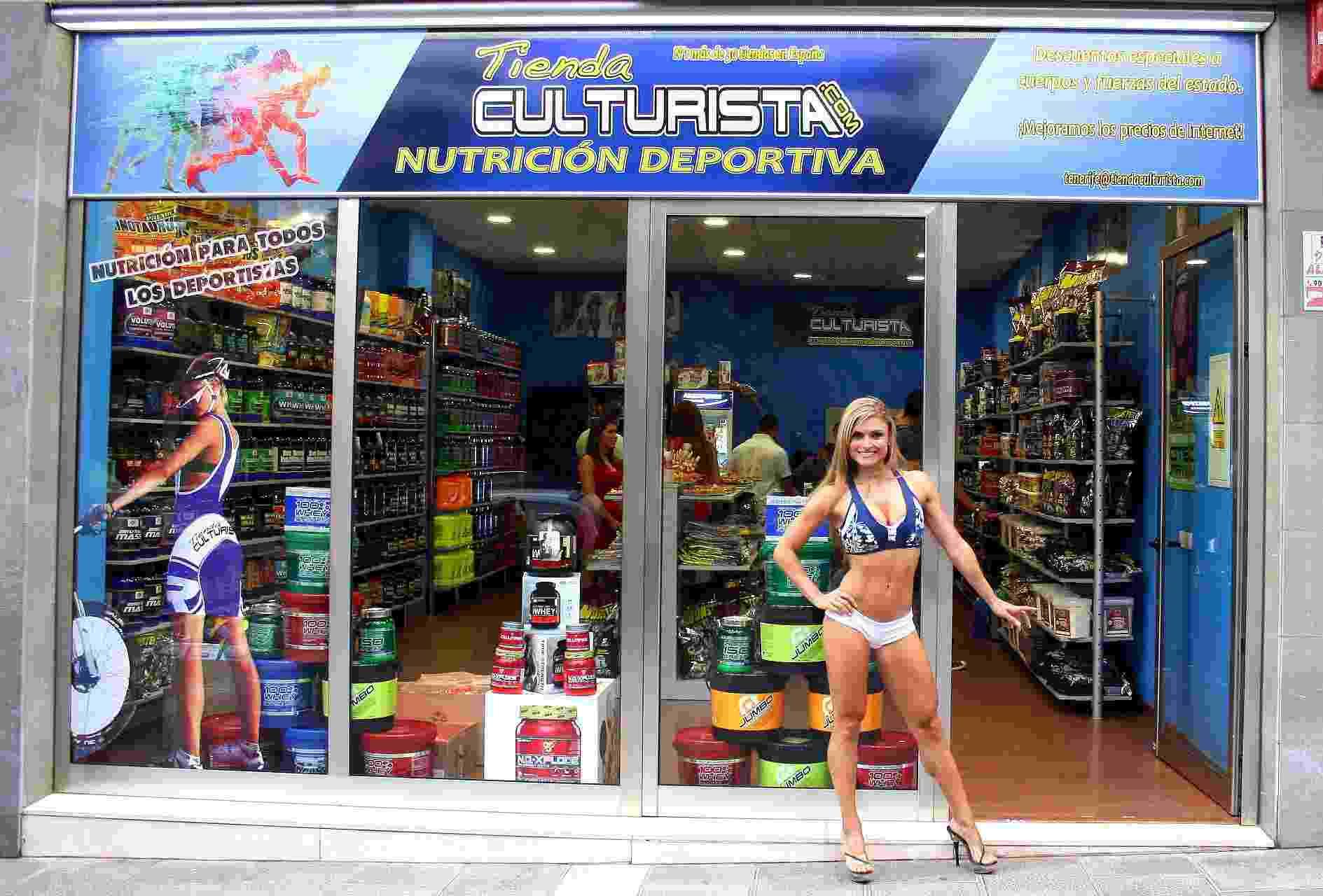 Tienda Suplementos SANTA CRUZ DE TENERIFE