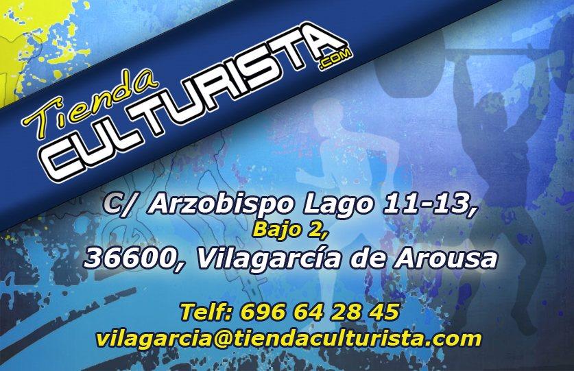 Tienda Suplementos VILLAGARCIA DE AROUSA