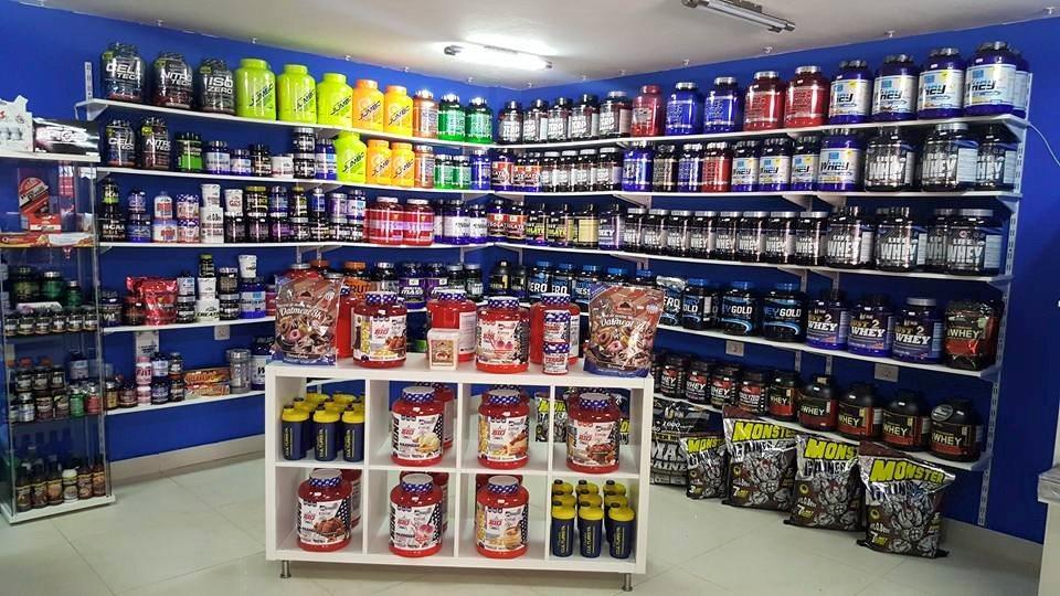 Tienda Suplementos LAS PALMAS GRAN CANARIAS