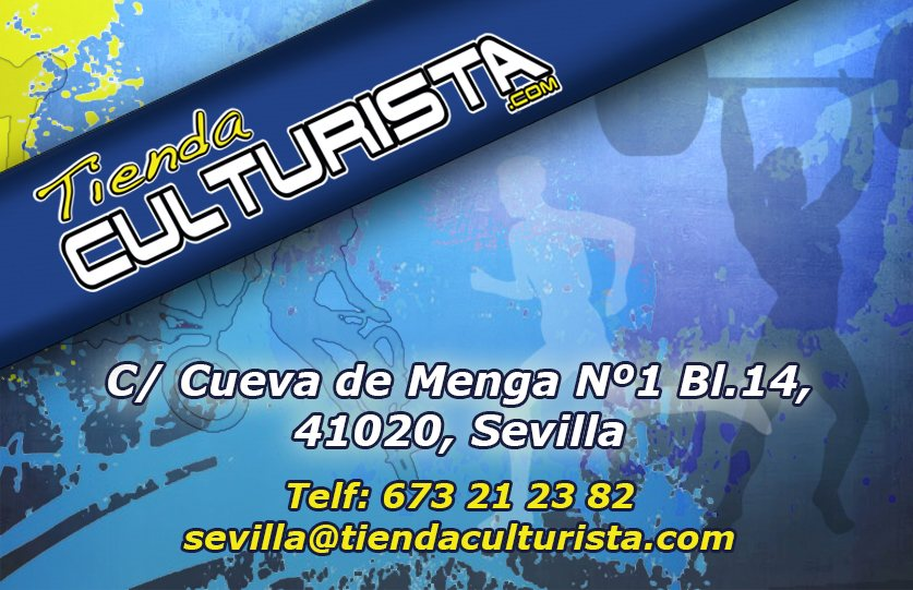 Tienda Suplementos Sevilla
